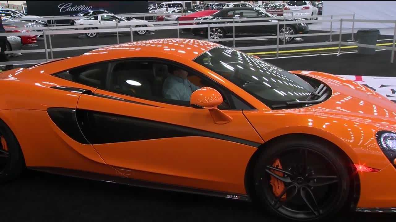 In the market for a new car, or just looking for something to do this weekend? The Motor Trend International Auto Show kicked off Thursday in Baltimore. The show at the Baltimore Convention Center features hundreds of cars in all sizes and price ranges.