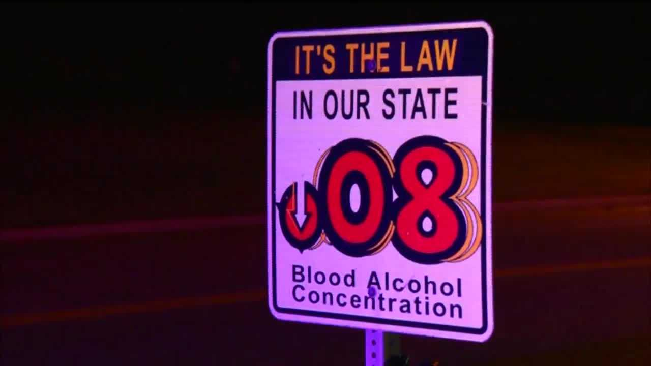 "This weekend's Super Bowl parties will serve up some teamwork on the field and on Maryland's highways. Eleven police agencies are joining forces to combat drunken driving. Starting Friday night through Super Bowl Sunday night, police departments across Maryland are teaming up for what's called the ""40 on 40 Campaign."""