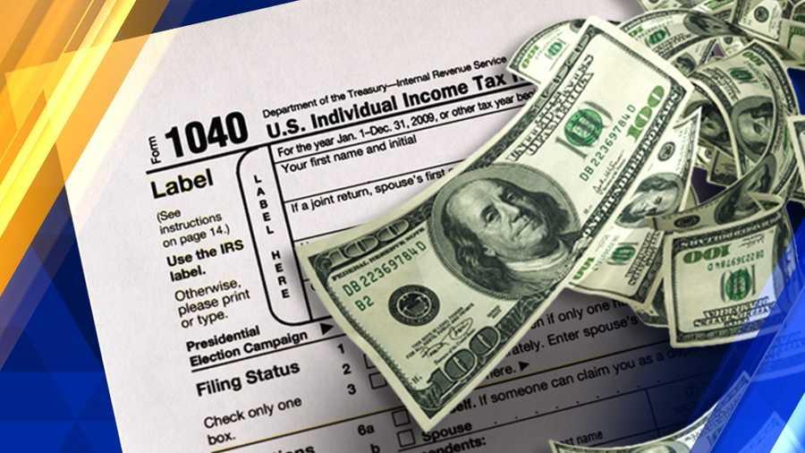 Thieves Stealing Marylanders Tax Returns