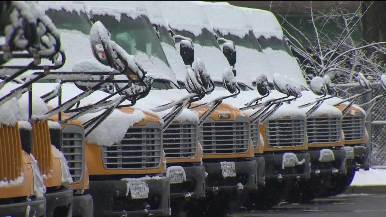 Thousands of area students got another day off because of the snow, but it may have come at a price. Some districts are completely out of snow days and that could mean a shorter-than-normal summer vacation.