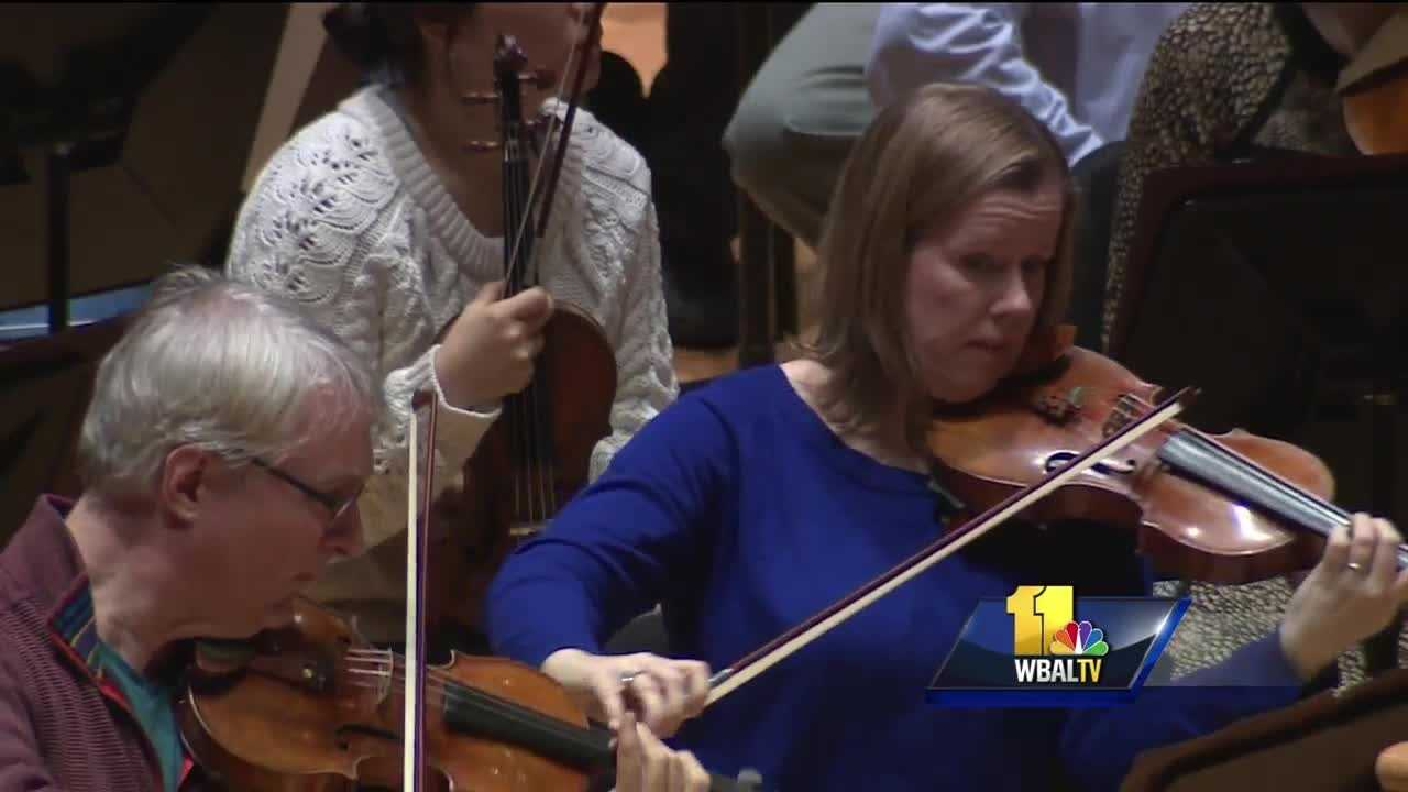 When you're hitting 100, you have to go big. That's what the Baltimore Symphony Orchestra will do. Thursday marks a century of the BSO bringing music to Charm City. They have a lot to celebrate over that time, including international tours, Grammys and playing on the stage at Carnegie Hall 35 times. To mark the occasion, the BSO plans to celebrate the best way they know how: by making music.