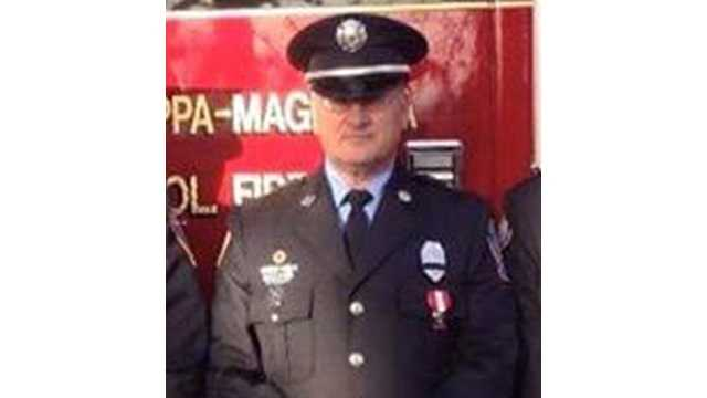 Harford County sheriff's Deputy Patrick Dailey was also an active member with the Joppa Magnolia Volunteer Fire Company.