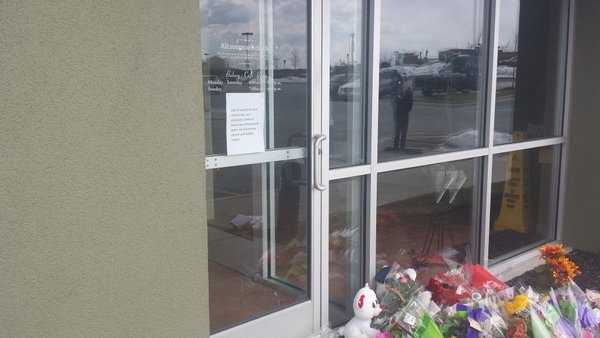 The Panera Bread in Abingdon is closed until further notice after Wednesday's shootings.