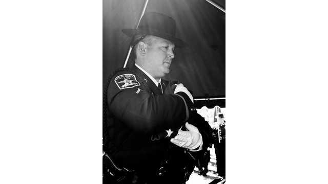 Senior Deputy Mark Logsdon
