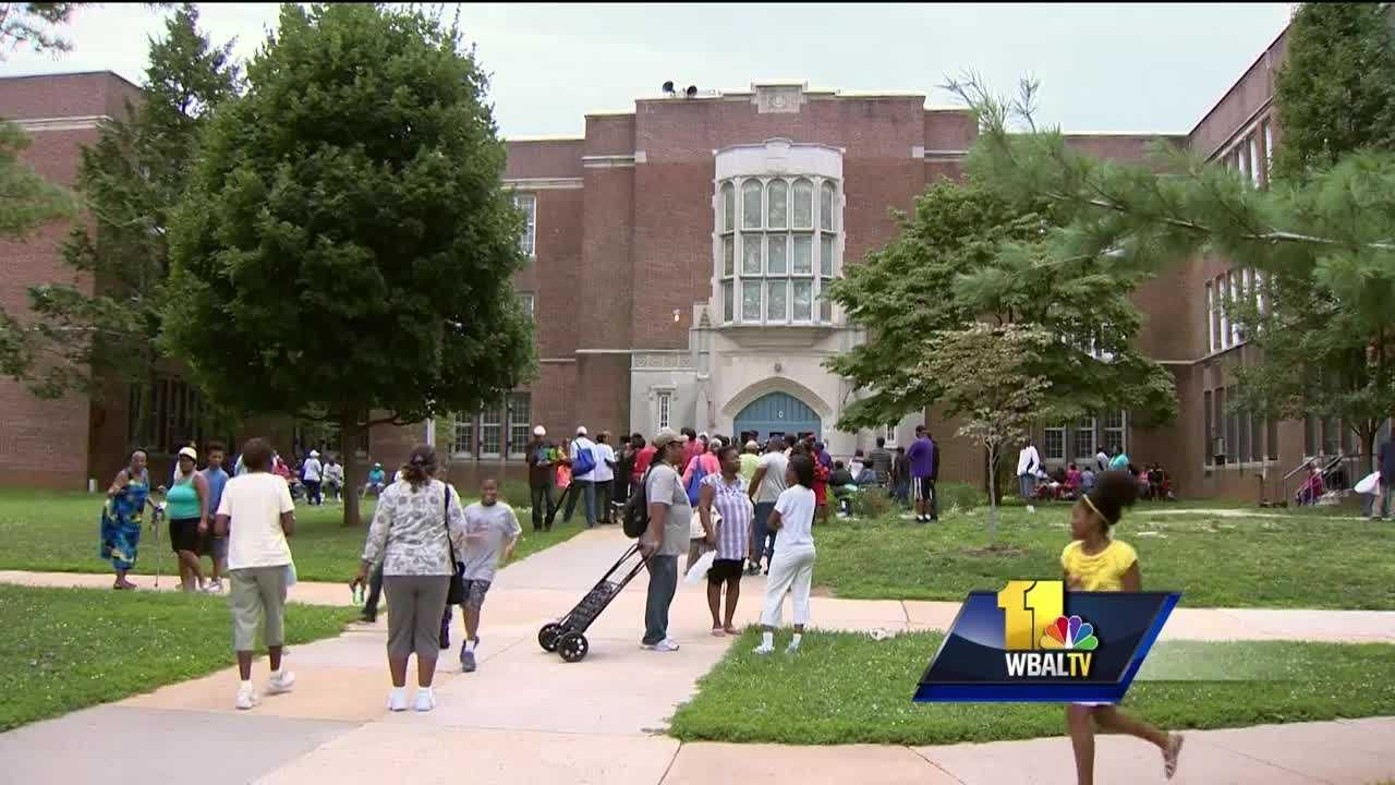 Almost half of Maryland public school students live in poverty, and they rely on their community schools to help out. A Baltimore City delegate is calling for the state to spend more money on schools that qualify. Community schools have become centers where parents and students can get educational and economic help. There are more than 50 of them in Baltimore City, but the numbers could start to grow across the state.