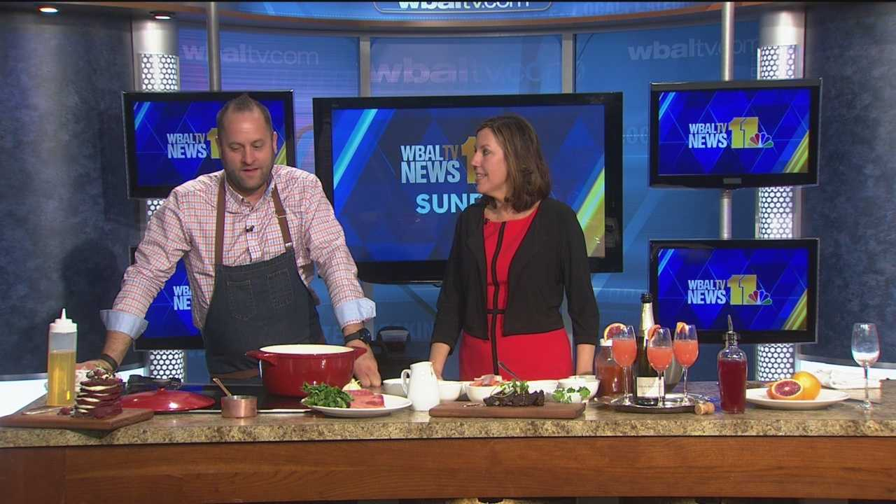 Kevin Miller with the Copper Kitchen shows how to make braised short ribs.