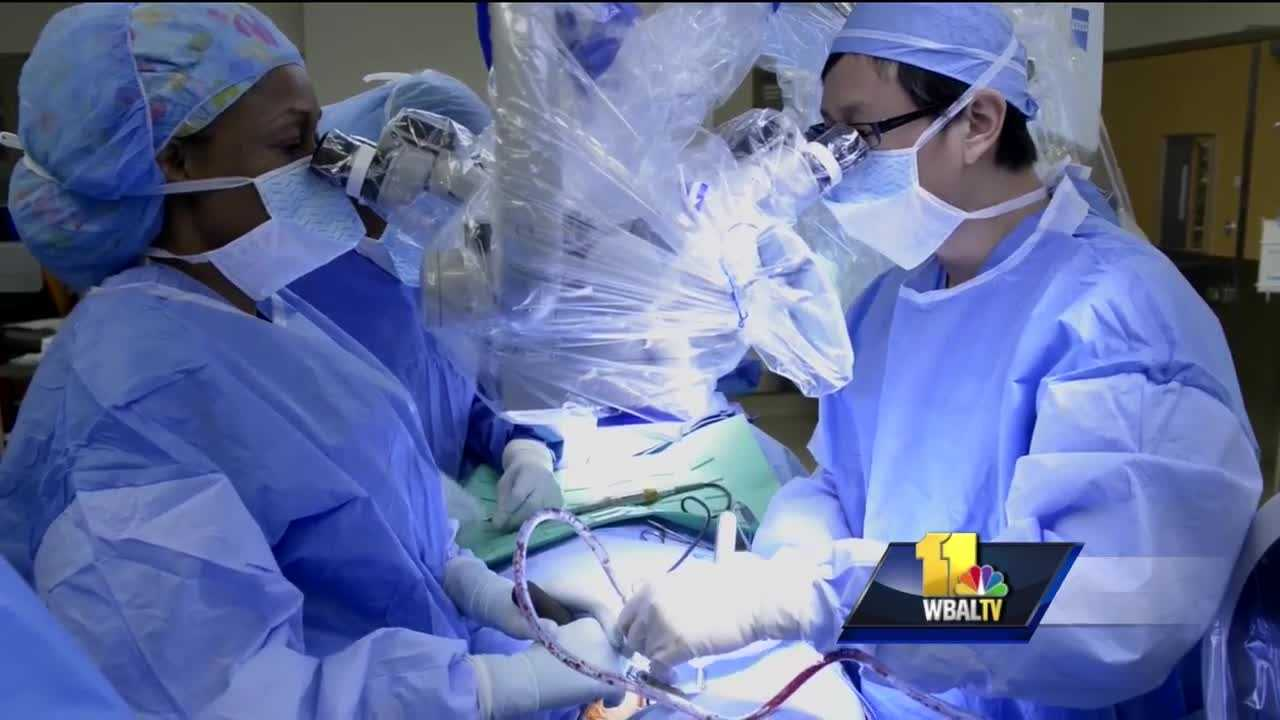 Mercy Medical Center Dr. Justin Park said about a third of the patients he operates on leave the day of the procedure, and many are relieved they can recover at home. He said newer spinal surgery methods and techniques have greatly increased success rates and patient satisfaction.