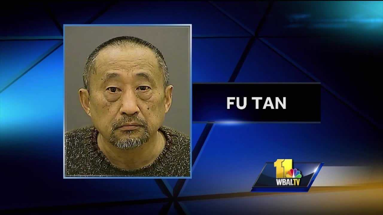 A Chinese food shop owner is facing charges after a dispute over food turned into a shooting that injured a man, Baltimore police said. Fu Tan, 63, is the owner of the Sun Hing Chinese Carryout in the 1800 block of West North Avenue.