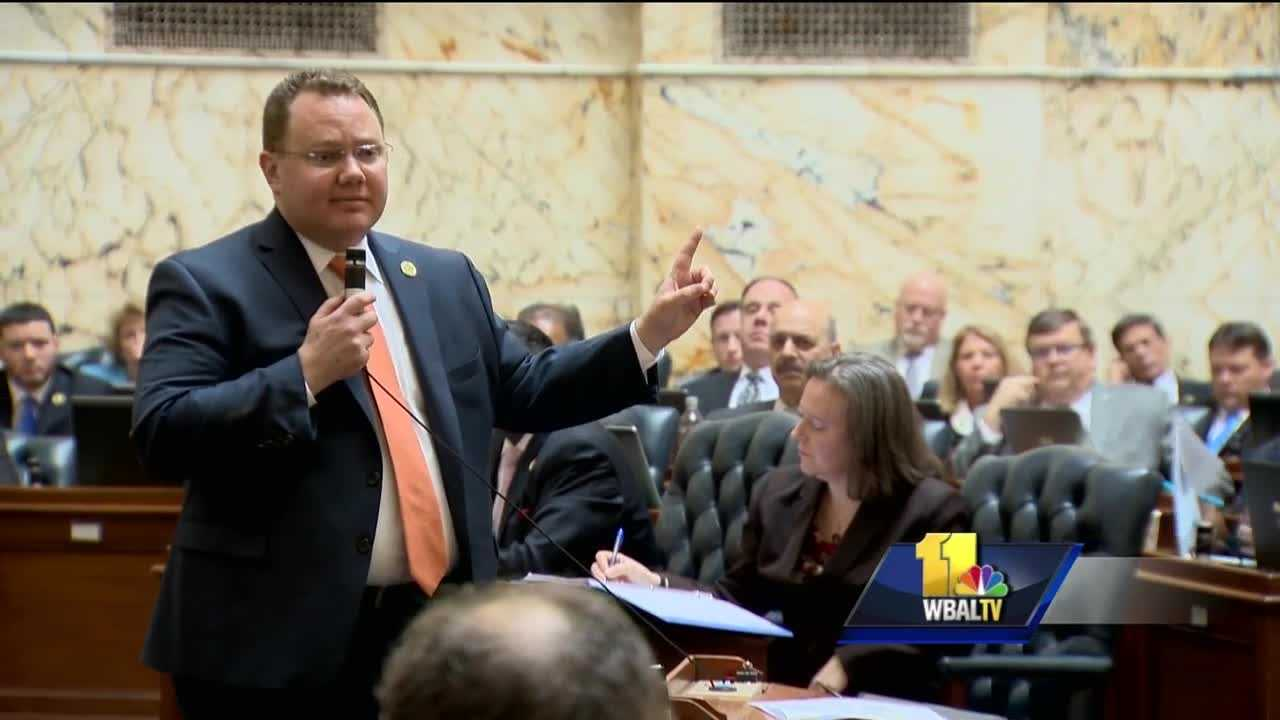 State lawmakers in Annapolis engaged in a spirited debate Wednesday over marijuana use. A bill before the House of Delegates would make smoking pot in public a civil offense, rather than a misdemeanor crime. Republicans led the opposition. They believe smoking pot in public should be a criminal offense.