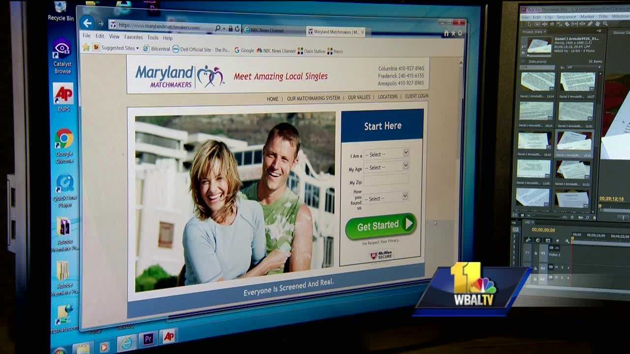 The Better Business Bureau of Maryland is warning consumers about a local dating service. They say that they've received dozens of complaints about Maryland Matchmakers. The accusation? That they pressured people into expensive contracts and didn't deliver.