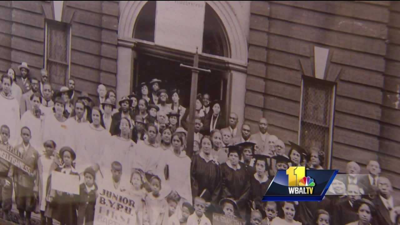More than 25 years before the end of slavery in this country, Baltimore was already in the midst of organizing its first African-American Baptist church. On Thursday, the First Baptist Church has reached another milestone as it continues to celebrate its heritage, 180 years later.