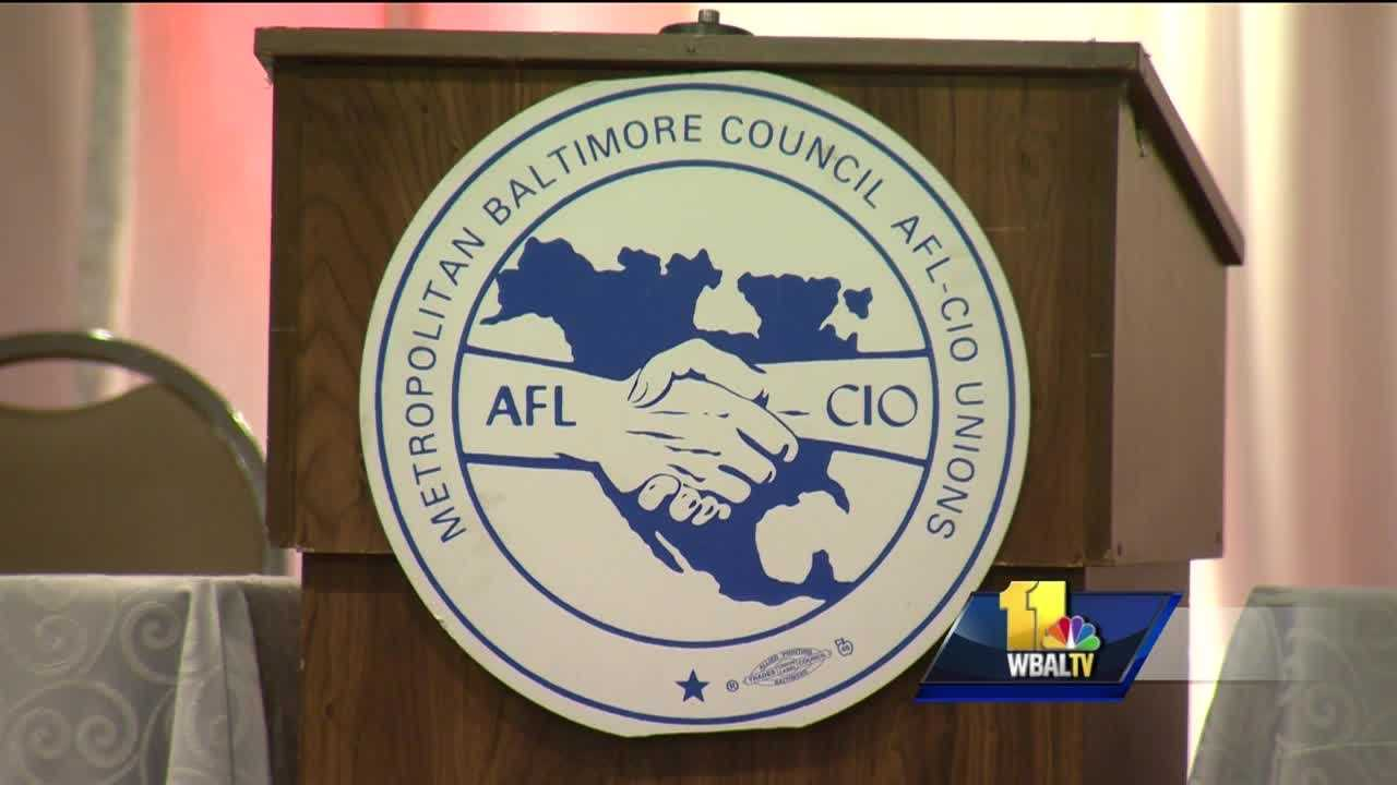 The Metropolitan Baltimore Council AFL-CIO Unions announced Thursday that it will not make a recommendation in the city's mayoral primary race.