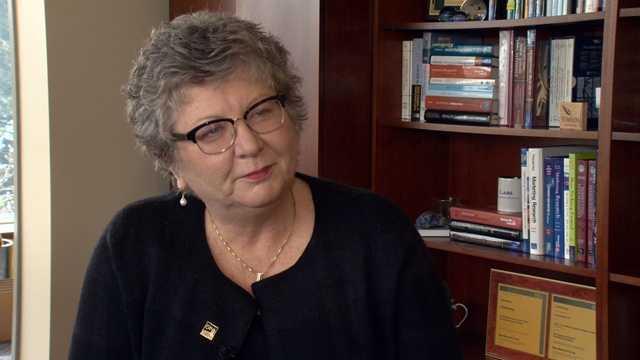 Towson University President Kim Schatzel