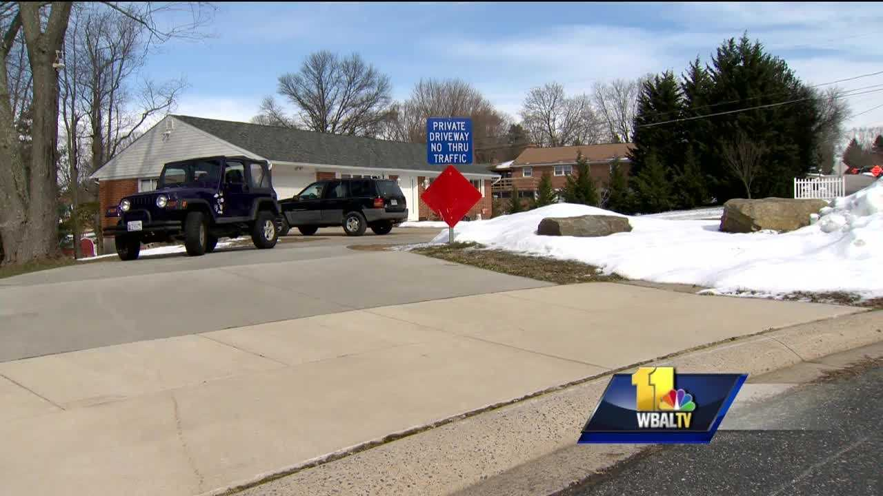 A Harford County man spent tens of thousands of dollars defending his driveway in a case that went all the way to Maryland's highest court. Bill Peters, of Bel Air, said he did everything right before building his driveway, but the neighboring homeowners' association sued him. The case focused on just 2 feet of the driveway. Peters said he stood up for his rights.