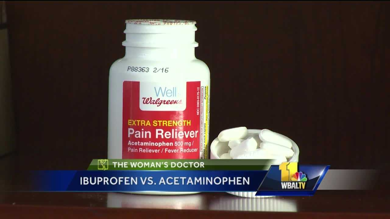 When people are in pain, whether it's from a headache or a sore back, they often reach for over-the-counter painkillers like ibuprofen or acetaminophen.