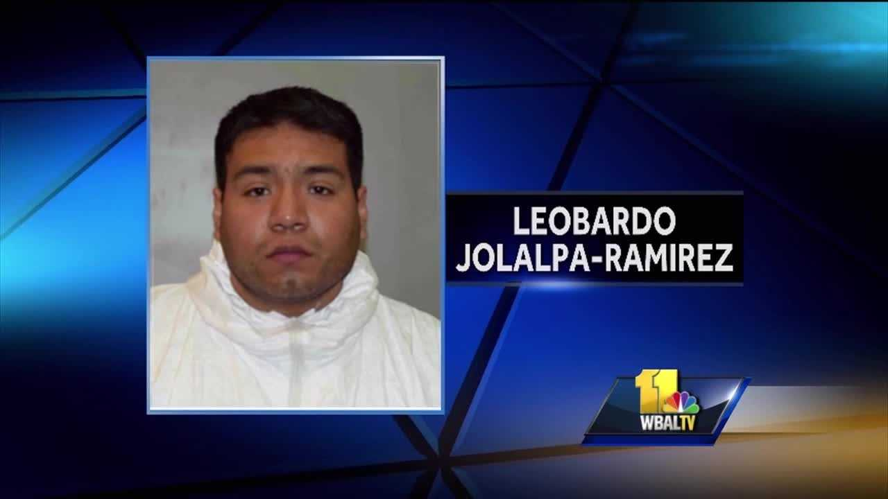 Annapolis police have arrested the son of a 44-year-old man who was stabbed to death early Saturday morning. Officers were called to a home around 2:45 a.m. Saturday in the 300 block of Atwater Drive and found the victim, identified as Martin Jolalpa-Vazquez, bleeding profusely.
