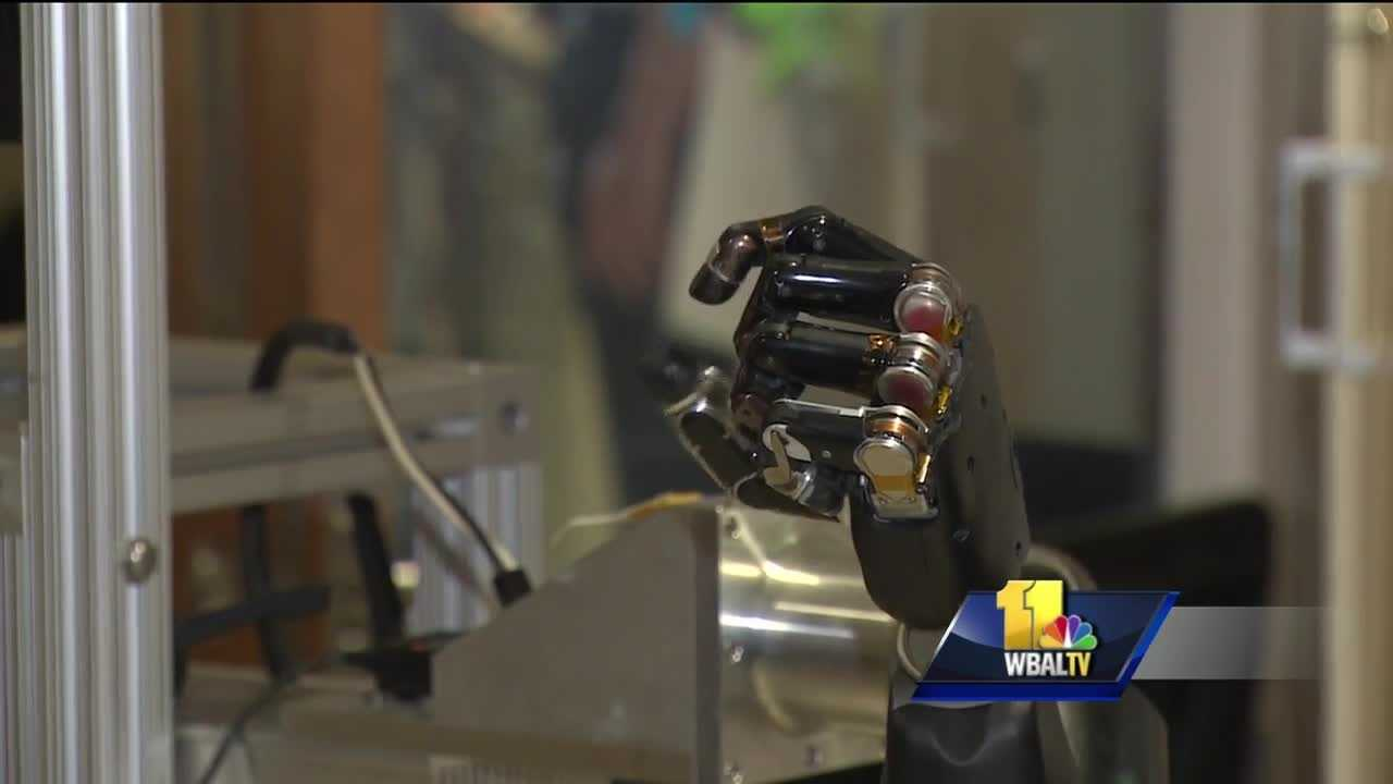 The first artificial arm controlled by a person's mind has been developed by researchers at Johns Hopkins. Researchers said what started out as an experiment for a patient with epilepsy could change the lives of people who have lost an arm or hand function.