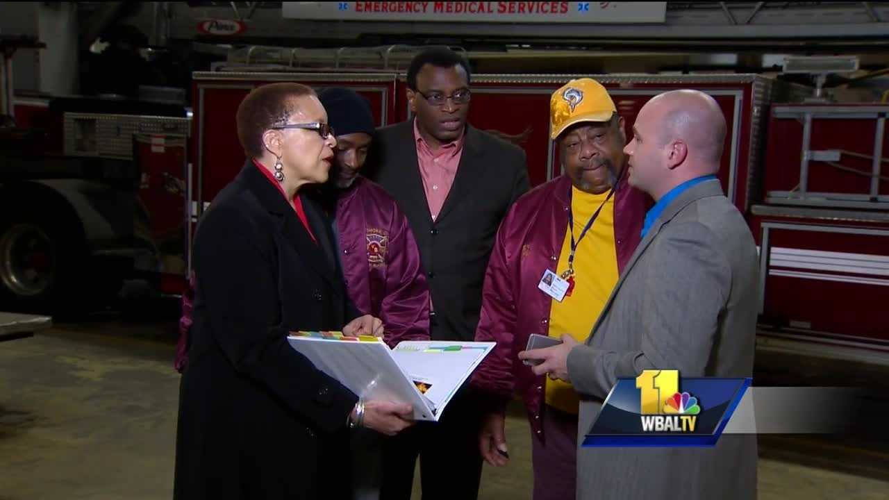 "A new television series aims to improve the image of Baltimore through the stories of retired heroes. The series, ""Baltimore Heat"" would tell the story of the city's firefighters. Those associated with the project hope to raise $250,000 to get the series off the ground."