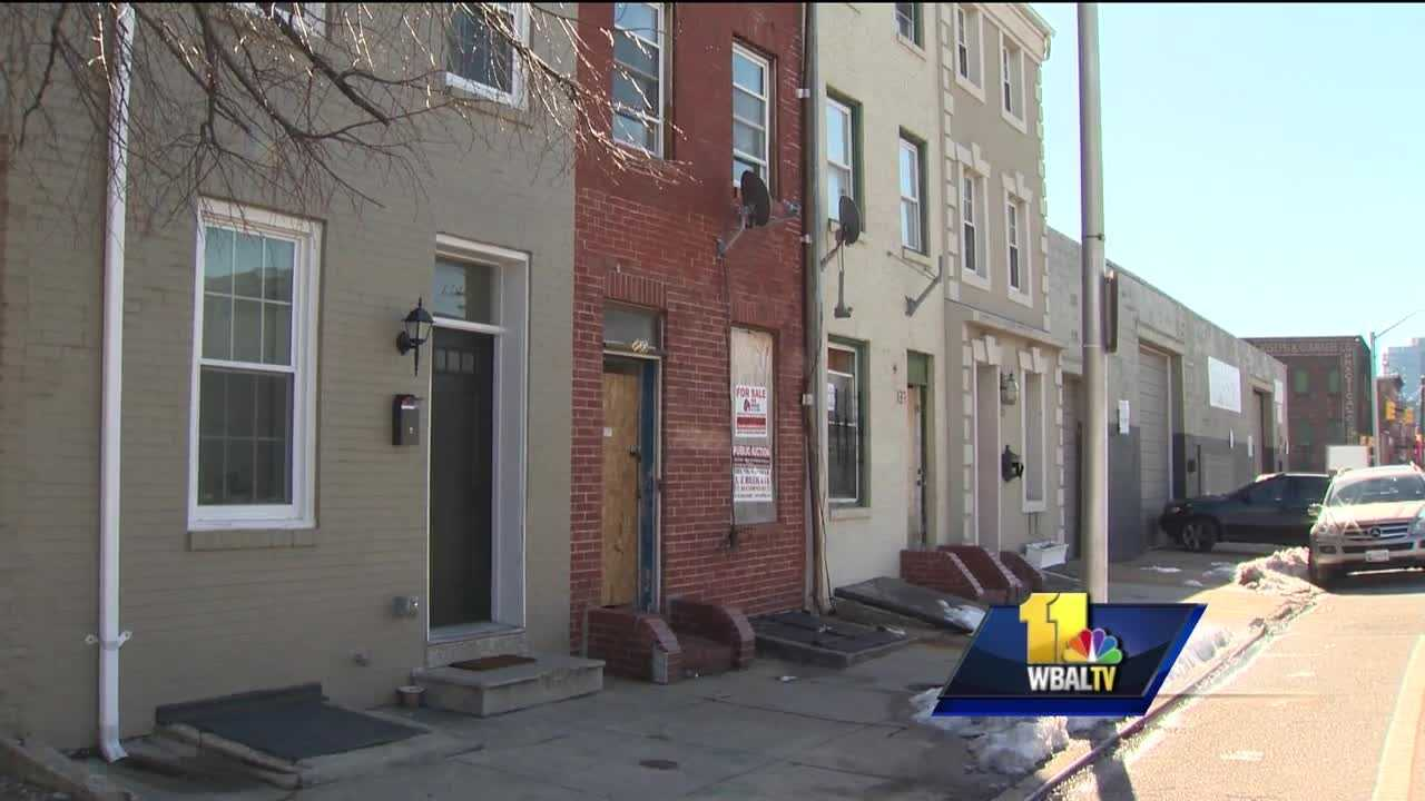 The goal of the city's Vacants to Value Program is to revitalize Baltimore neighborhoods. The city takes over vacant properties and auctions them off to buyers ready to fix them up, but some property owners claim the city uses excessive and heavy-handed tactics to do that.