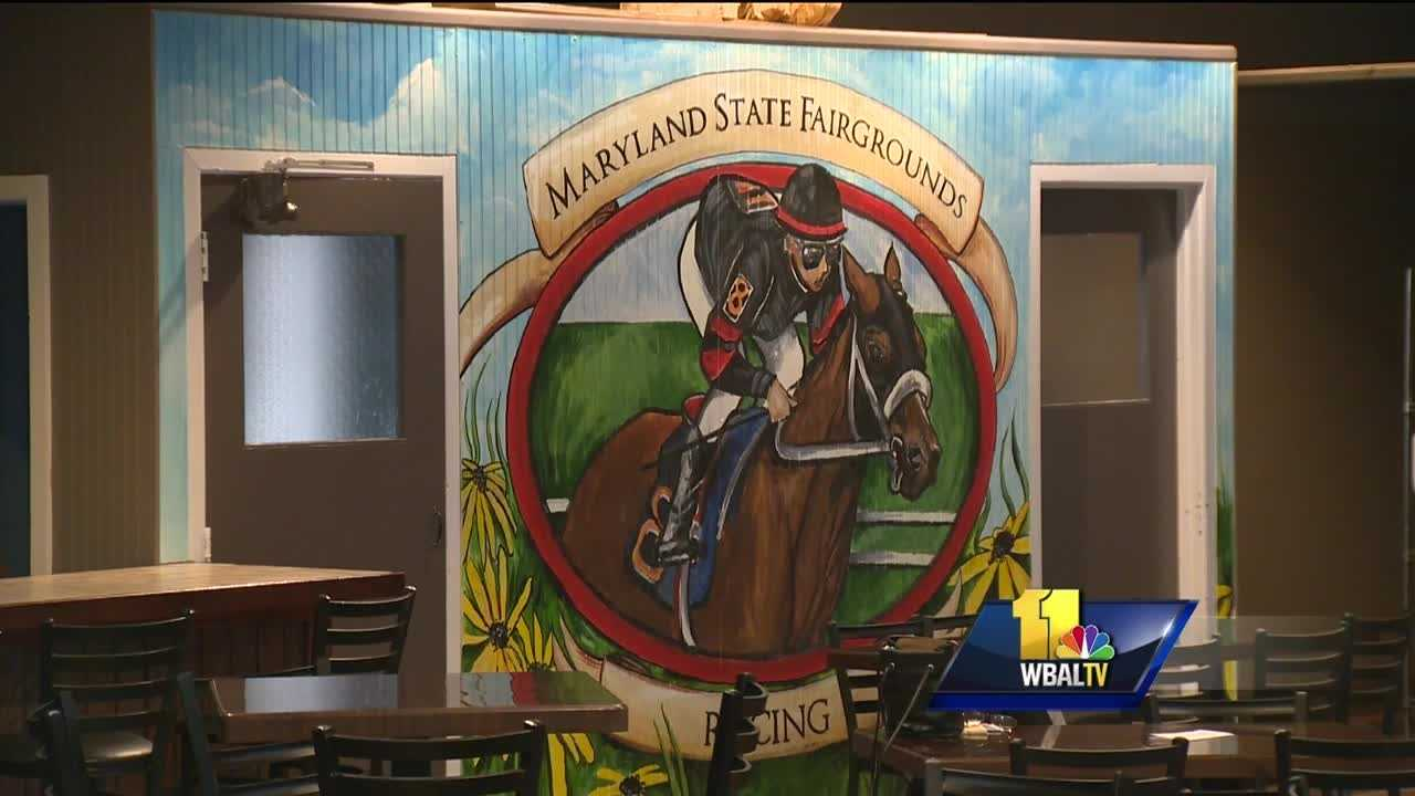 Off-track horse betting is a done deal at the Maryland State Fairgrounds in Timonium. While the business community is applauding the move, those who live in the area aren't quite as excited. Many residents who live in and around Timonium who fear off-track betting could open the door for casinos attended a Baltimore County Council work session Tuesday to testify and make sure that doesn't happen.