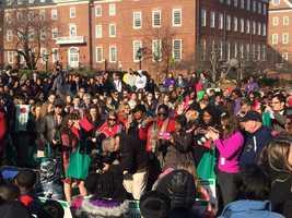 March 2:Non public schools student advocacy day.