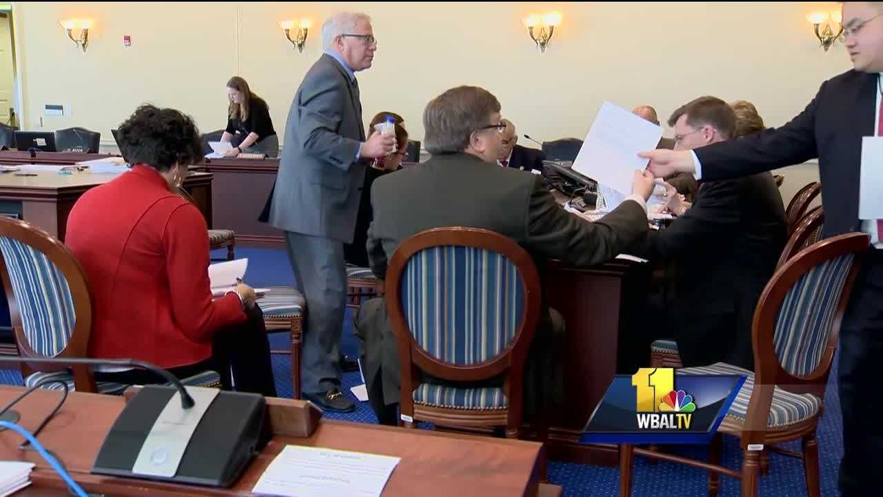 Major changes to legislation regarding the Law Enforcement Officers' Bill of Rights are now on the table. WBAL-TV 11 News got a rare behind-the-scenes look Thursday at a brainstorming session, where lawmakers are grappling with this difficult issue. Such sessions are usually done behind closed doors. A subcommittee within the House Judiciary Committee is considering changes to LEOBR.