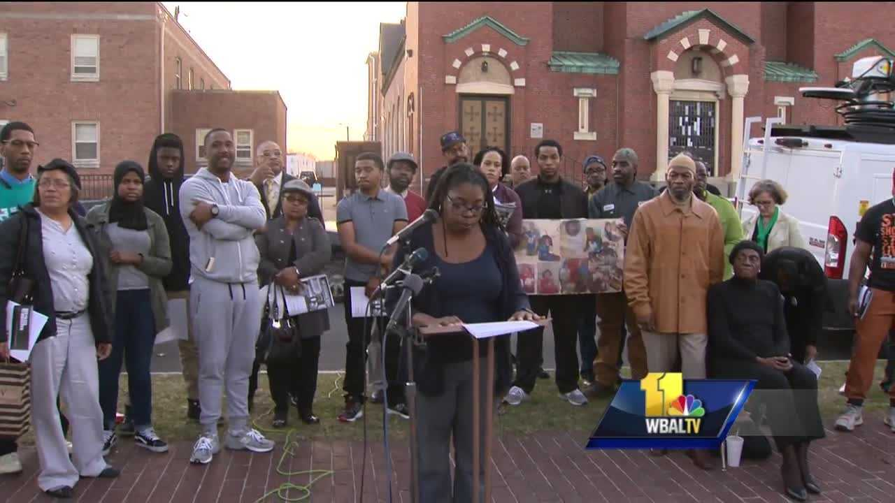 A community group is giving a voice to people they said have been victims of police misconduct. The No Boundaries Coalition released a report on Tuesday that details, alleged police misconduct in west Baltimore.