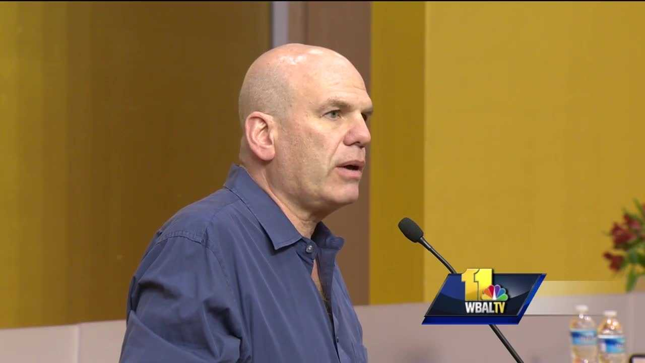 "Author David Simon put Baltimore in the national spotlight by creating shows like ""Homicide: Life on the Street"" and ""The Wire."" The former Baltimore Sun crime reporter returned to town Wednesday as a guest speaker at the University of Baltimore to discuss the current state of the city."