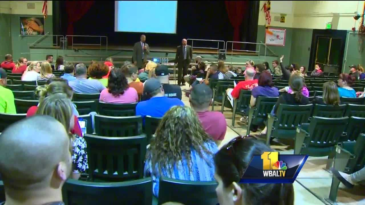 Some in the Essex-Middle River area have expressed concerns about a plan from Baltimore County Public Schools to house an alternative school for students with behavioral issues inside Stemmers Run Middle School.