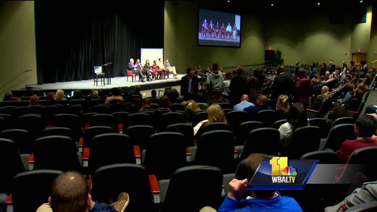 "Howard County Public Schools has formed a panel to address diversity in the district. Two months ago, a video of a Howard County student shouting racist rants went viral. The student in the video said, in part, ""Black lives matter. OK. I mean, seriously, who cares about some black man who dies?"""