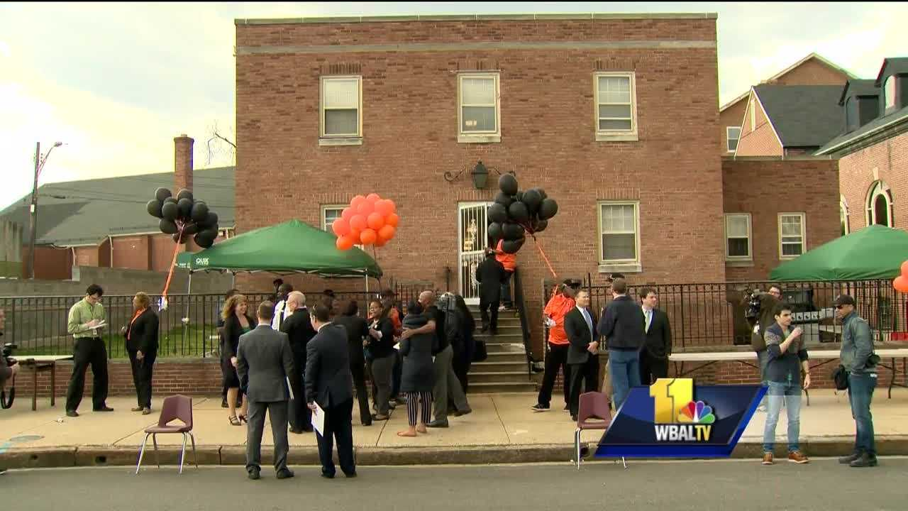 The effort to curb violence in some Baltimore neighborhoods just launched in yet another location. Safe Streets has expanded to Sandtown-Winchester. It is the fifth location for Safe Streets -- a program the health department started in 2007 and it's getting results.
