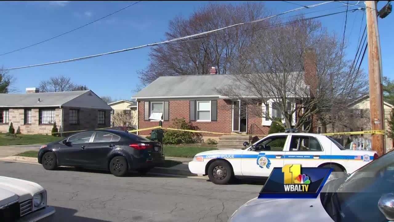 A man shot a burglar who broke into his home Friday in Parkville, Baltimore County police said. Police said officers responded at 2:26 a.m. to the 2300 block of Harford Hills Road on a report of shots fired. A man at the home told police that he had just shot an intruder. After the shooting, police said the victim ran from the house, got help and waited for officers to arrive.