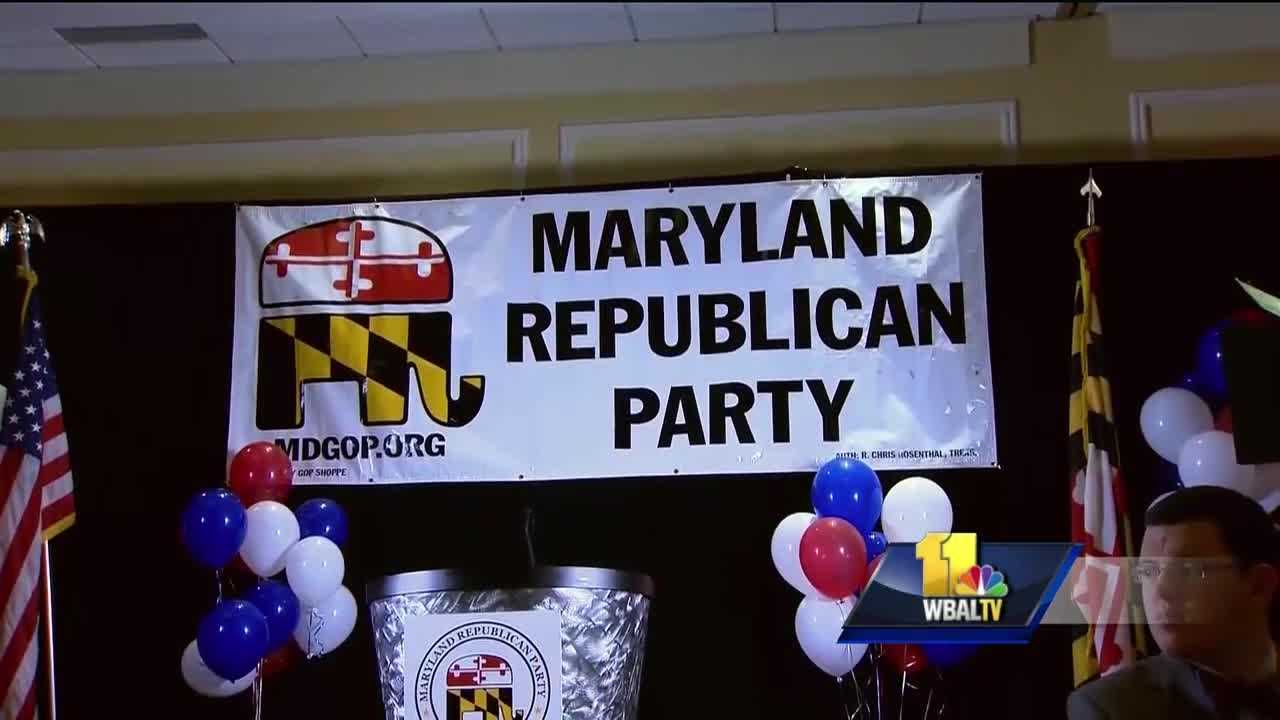 Maryland isn't really accustomed to playing much of a role in choosing a presidential nominee, but this year, the April primary election could have an impact at least on the Republican side.