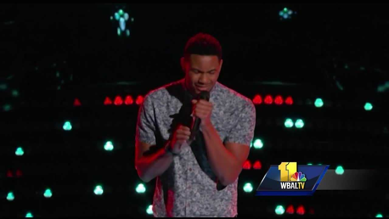 "There is a big competition to look forward to Tuesday night as the battle rounds continue on NBC's ""The Voice."" One of the singers on stage for Team Christina tonight is from Randallstown."