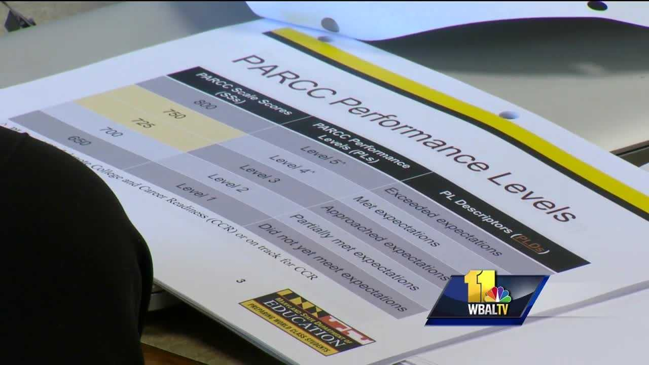 Thousands of Maryland public school students are about to take the PARCC assessments. Currently the results don't count, but that could change a lot sooner than some people expect. Starting next week, Maryland elementary, middle and high school students will be tested in English and math.