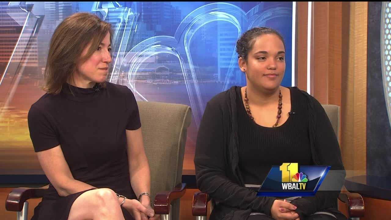 Building STEPS is a Baltimore City program aimed at helping prepare high school students for college, and it's working. The program's executive director, Debra Hettleman, and a program graduate, Andrea, share how the program works.