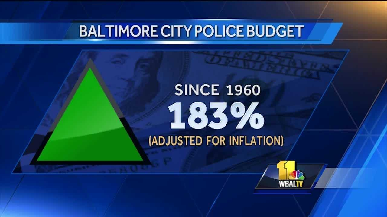 Many Baltimore City programs have been cut back over the years, but the police budget has soared despite a shrinking population. The debate over how much the city spends on policing, after years of being untouchable, is a hot topic on the campaign for mayor as some candidates push to decrease funding for policing. Most of the candidates in the crowded race have tried to convince voters that their plain is more comprehensive, not that they are soft on crime, but they promise new attention to education and employment.