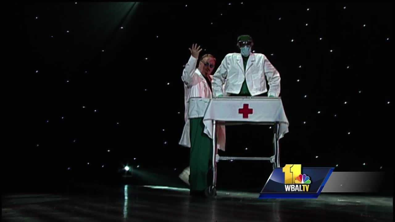 "Don't expect to see a rabbit being pulled out of a hat or some card tricks you've seen before when ""The Illusionists"" is in town. The show brings together some of the world's most well-known illusionists. ""The Illusionists"" arrived Tuesday in Baltimore and will have performances through April 3 at the Hippodrome Theatre. Seven world-renowned magicians touring together with different talents can be jaw-dropping and at times outrageous."