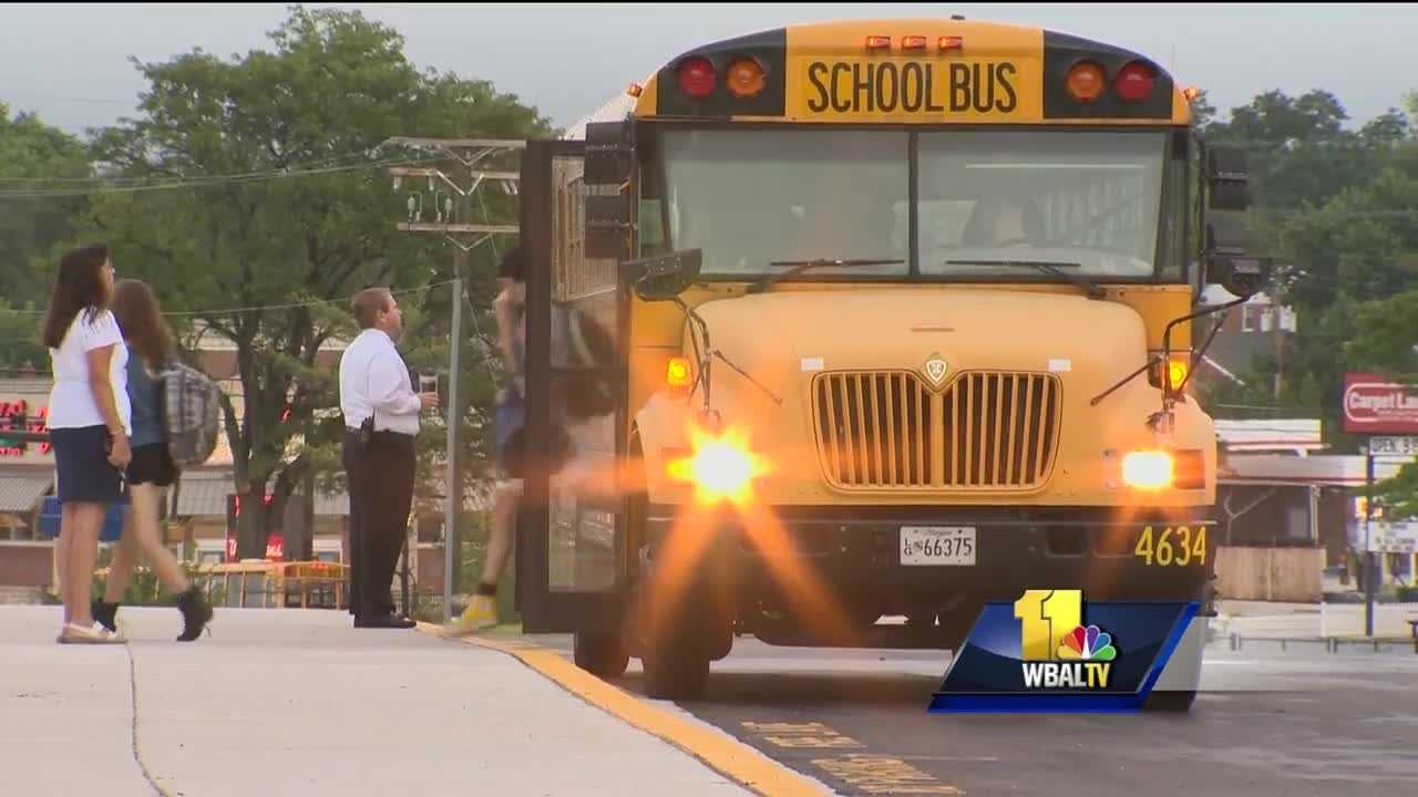Baltimore County is looking for more than a few qualified school bus drivers to help it deal with a serious shortage. It's rare to hear school systems talk about hiring bus drivers this close to the time classes will be let out for the summer. It's a strategy school officials hope will pay off in the fall.