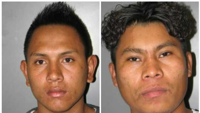 Enrique Carbajal, 24, and Victor Tome, 19, have been charged for a sexual assault of a girl investigators believe began in Washington, D.C., continued to Wheaton and might have ended in Virginia.