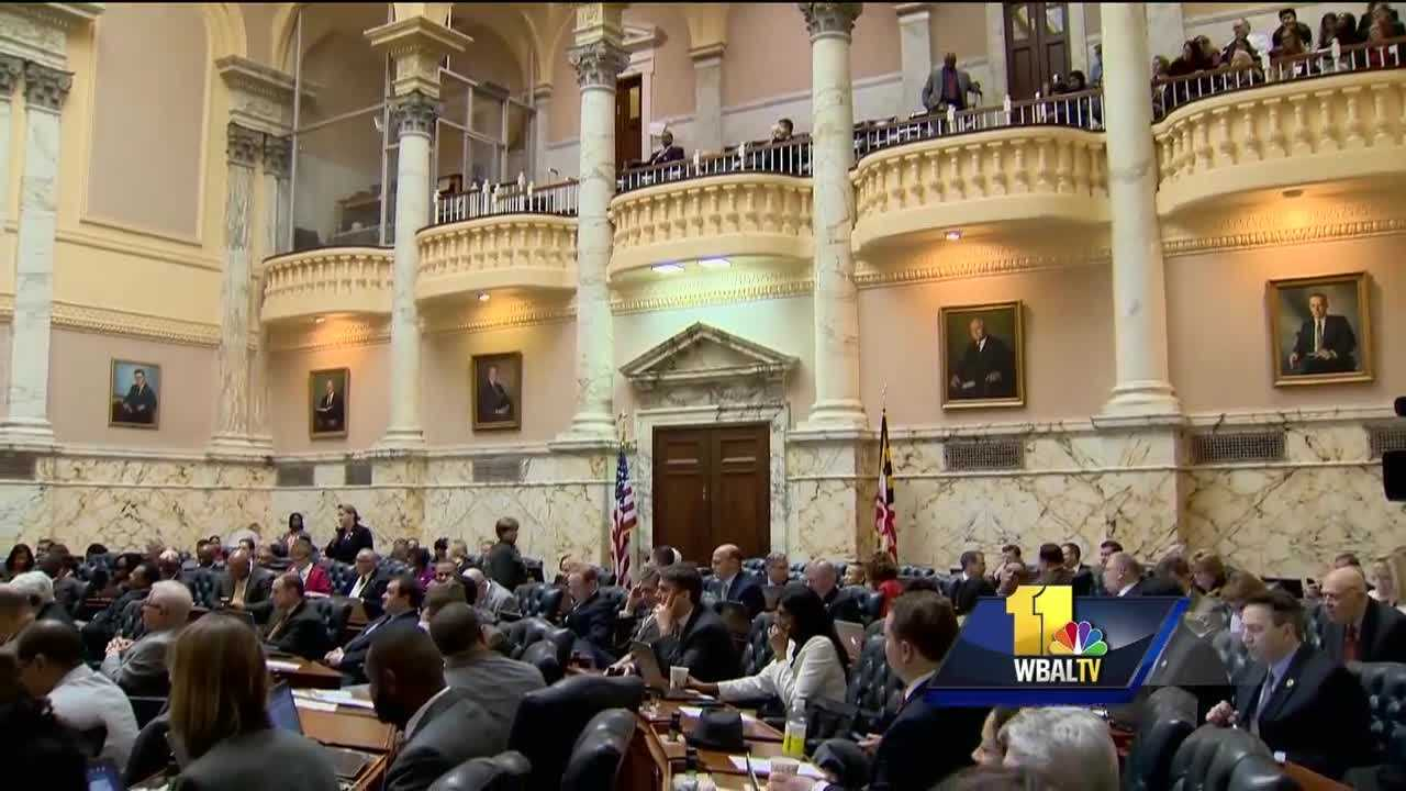 With just a few hours left in this year's legislative session. Lawmakers have until midnight to wrap up any unfinished business and there are some big items left on the table.
