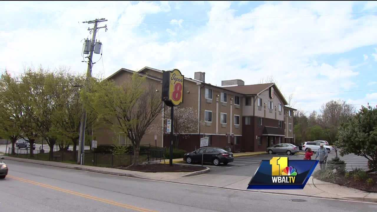 A 45-year-old woman was found dead last week in an Essex motel, Baltimore County police said. Police said officers were called just before noon on Thursday to the Super 8 Motel on the unit block of Stemmers Run Road for a cardiac arrest call. Police identified the woman as Rhonda Lynn Garrison. Investigators said she suffered from multiple injuries and was declared dead at the scene.