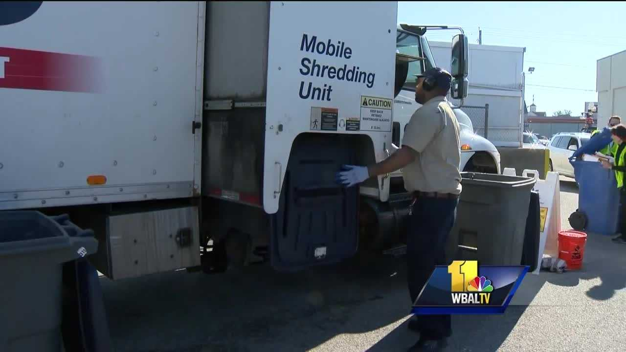The Better Business Bureau of Greater Maryland will provide free document shredding during its annual Shred Day on April 16. The event will be held at the Maryland State Fairgrounds in Timonium and Corporate Place in White Marsh. Shredding will run from 8 to 11 a.m. or until each location has filled four trucks.