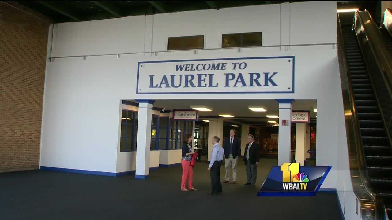 The sixth annual Decanter Wine Festival is happening Saturday, but it won't be at Pimlico Race Course, its home for the past five years. To sample wines from all over the state and watch live horse racing, wine lovers will have to go to Laurel Park, instead.