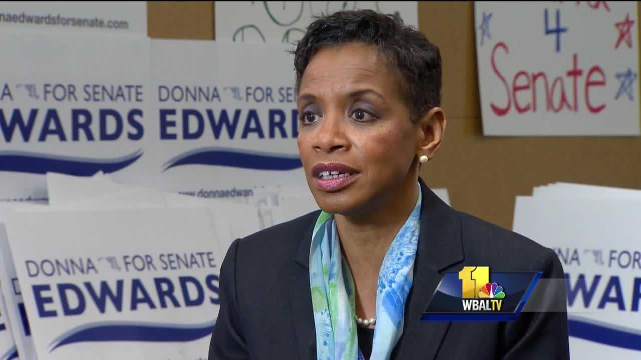 Donna Edwards has made a career out of challenging the status quo, and the 4th District representative continues the trend by running against the establishment favorite in the Democratic primary to replace U.S. Sen. Barbara Mikulski.