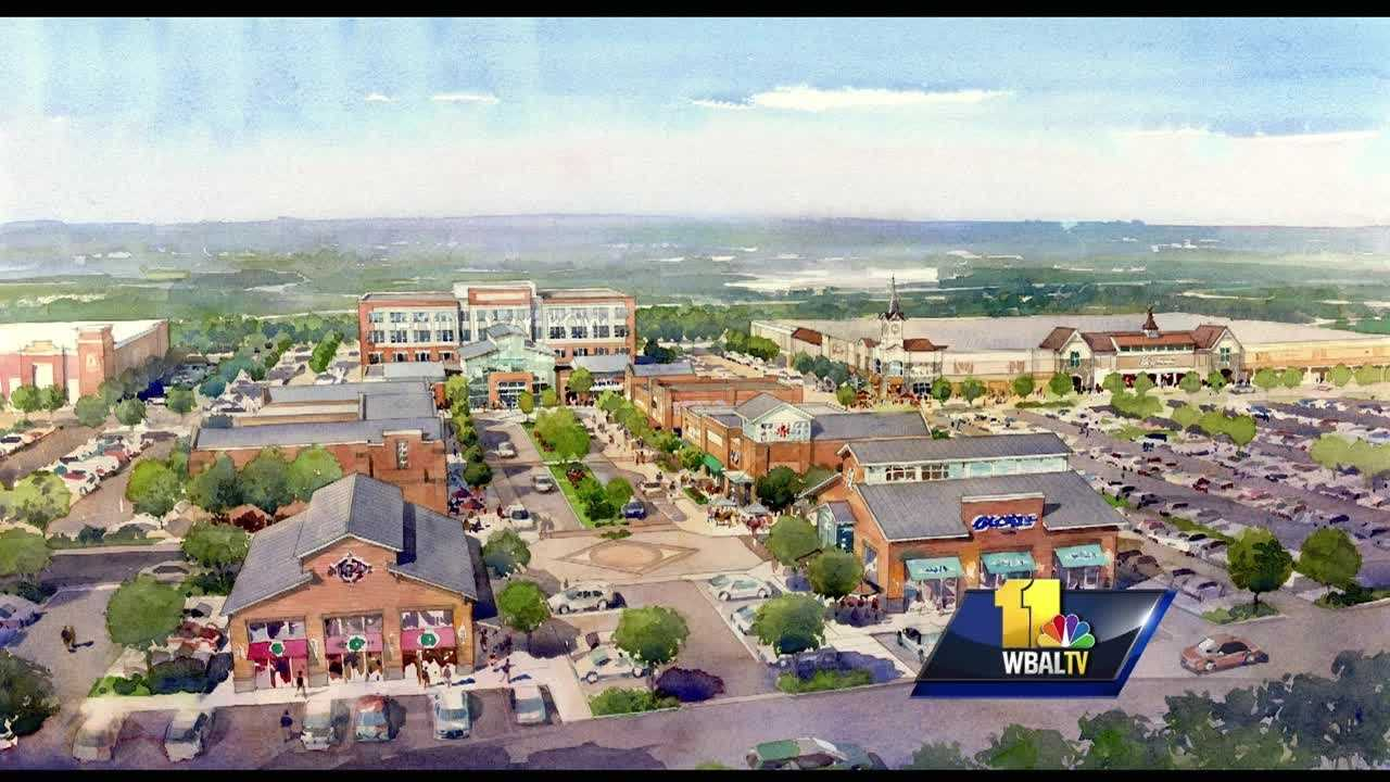 The Owings Mills Development Project is moving full steam ahead. It's bringing residences, businesses and a well sought after store to northwestern Baltimore County.