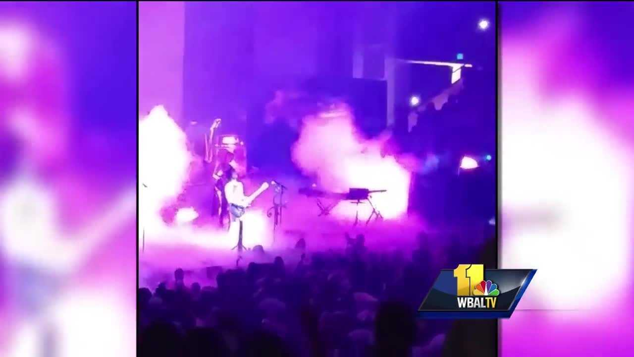 Those from Baltimore reflect on the life of music legend Prince on the day of his death. Prince held a benefit concert for the city in the weeks after the death of Freddie Gray and the city unrest.