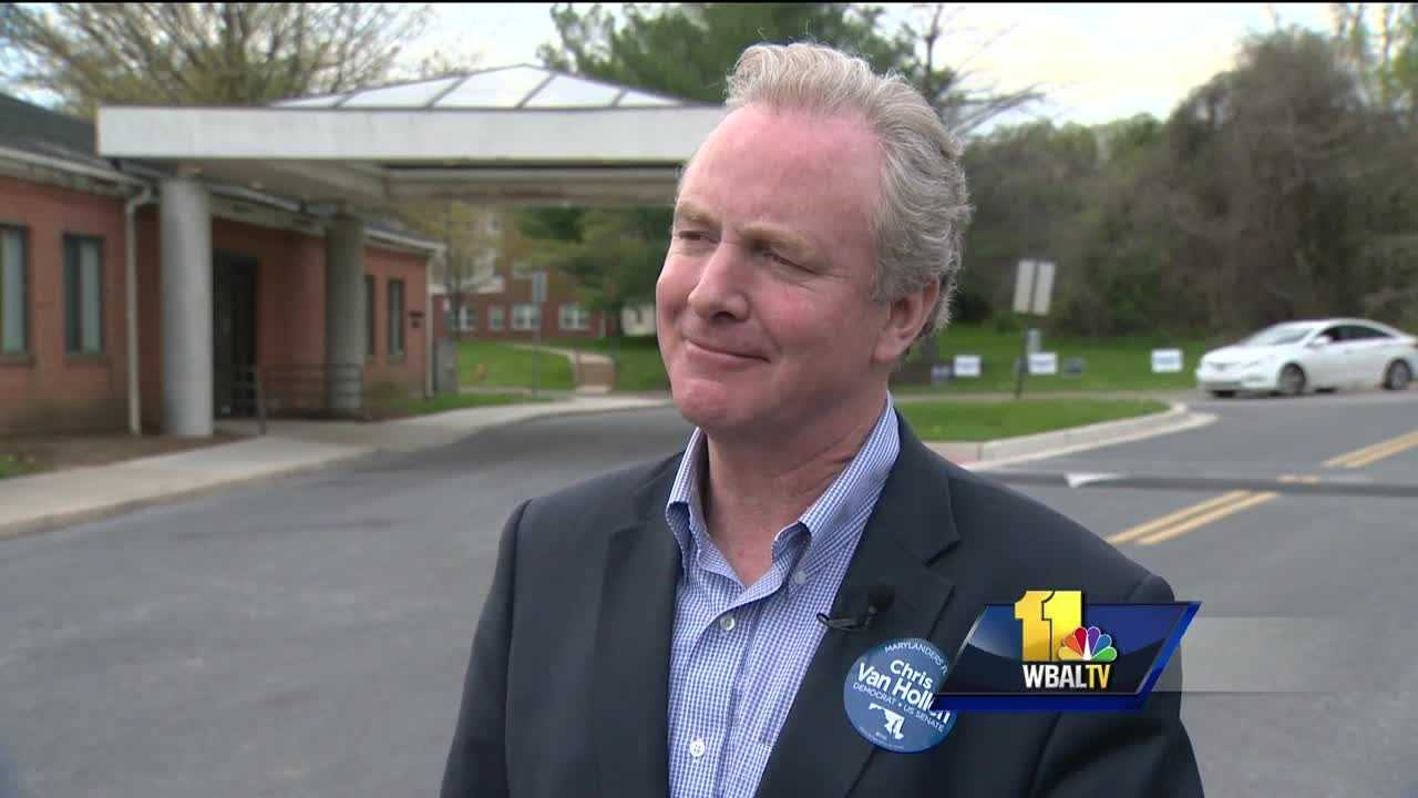 Rep. Chris Van Hollen has opened up a 16-point lead over Rep. Donna Edwards according to a newly released poll. The poll shows a dramatic shift compared to other polls which had the race too close to call.
