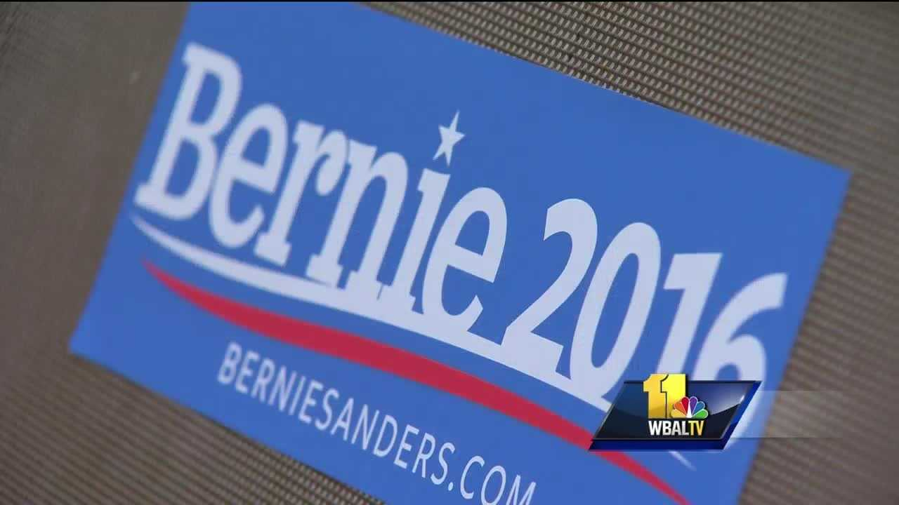 A huge crowd is expected for the Bernie Sanders event on Saturday, but for Sanders so far, big crowds at rallies haven't translated into big votes.