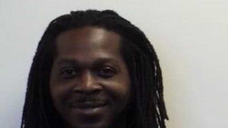 The suspect is identified as Brandon Milton, 33.